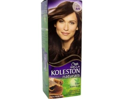 Koleston Naturals Saç Boyası 4/0 Kakao Kahve