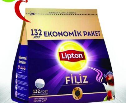 Lipton Filiz Çay 132 Li Demlik