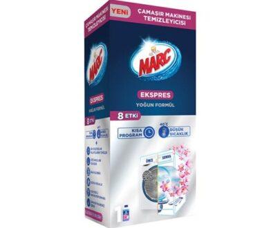 Marc Makine Temizleyici Sıvı Ekspress 250 ml