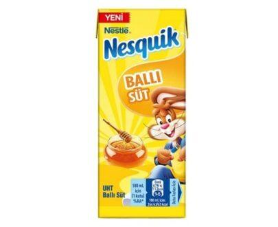 Nesquik Ballı Süt 180 ml