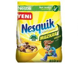 Nestle Nesquik Çokokare Gevrek Muzlu 310 gr
