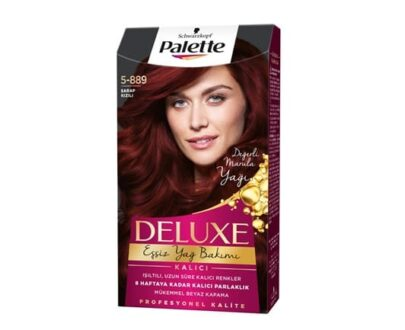Palette Deluxe Şarap Kızılı