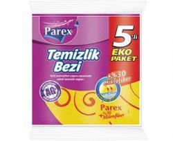 Parex Temizlik Bezi Çok Amaçlı 5'li