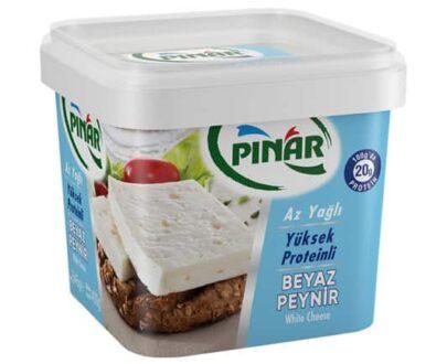 Pınar Az Yağlı Beyaz Peynir Yüksek Proteinli 400 gr