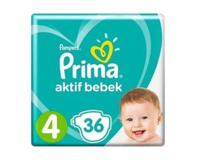 Prima Aktif Bebek Ekonomik Mega Maxi No:4