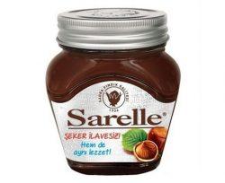 Sarelle Kakaolu Fındık Ezmesi Şekersiz 350 gr