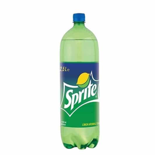 Sprite Limon Pet 2.5 lt