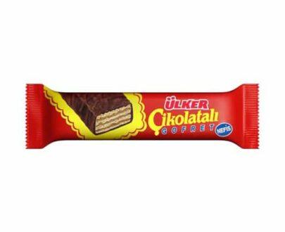 Ülker Çikolatalı Gofret 39 gr