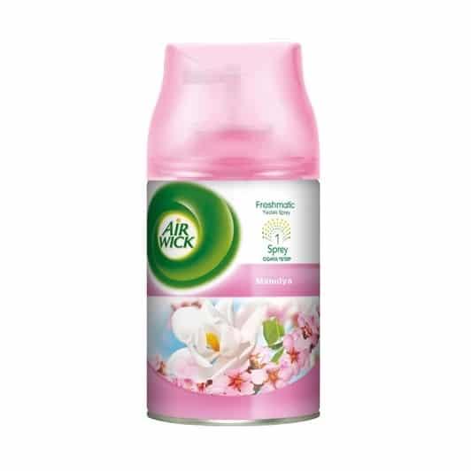 Airwick Freshmatik Yedek Manolya & Kiraz Çiçeği 250 ml