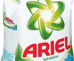 Ariel Toz Çamaşır Deterjanı Dağ Esintisi Beyazlar İçin 4,5 Kg