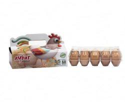 Aybar Gezen Tavuk Yumurtası 15 li