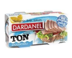 Dardanel Ton Balığı Ekonomik Boy 2×160 gr