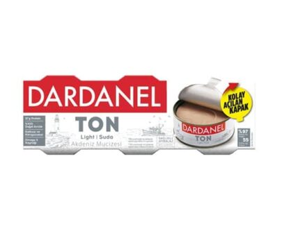 Dardanel Ton Light 3×75 gr