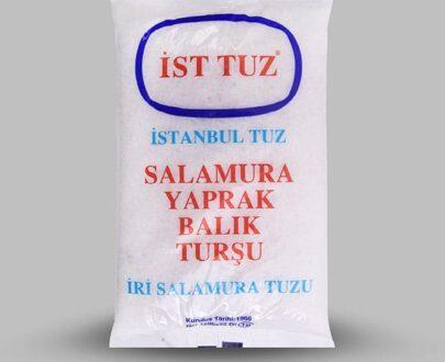 İst İri Salamura Tuzu 1500 gr