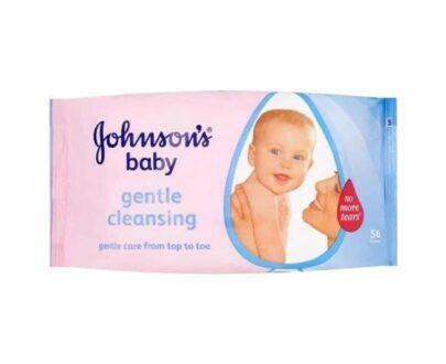 Johnsons Baby Temizleme Mendili 56 lı