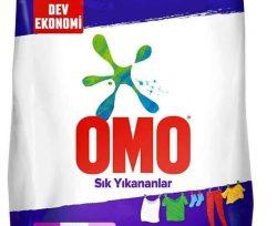 Omo Çamaşır Deterjanı 5 Kg Sık Yıkananlar