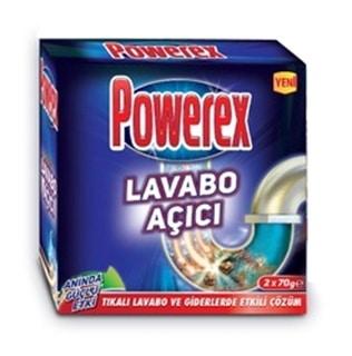 Powerex Lavabo Açıcı 2×70 Gr