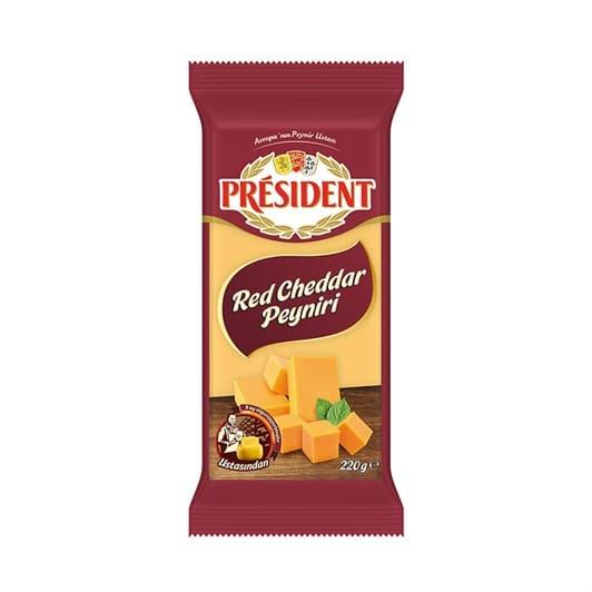 president red cheddar peyniri 220 gr 9d 4ae