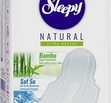 Sleepy Ped Eko Natural Soft İnce Uzun 22 Li