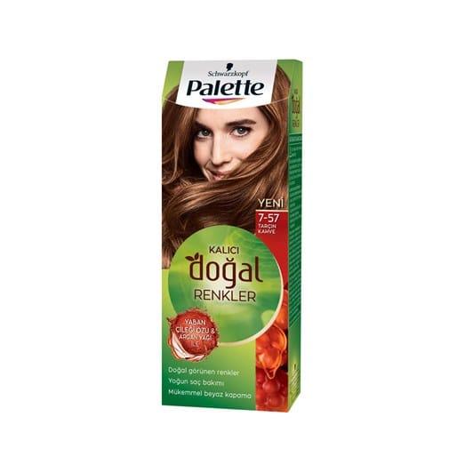 palette natural 7.57 tarcin kahve sac bo a934