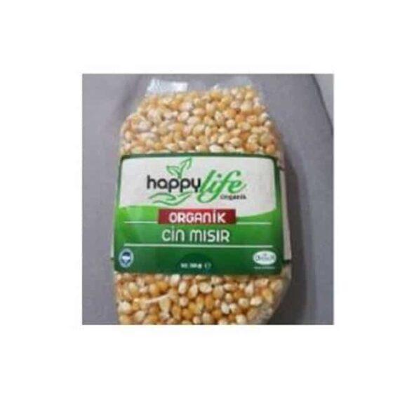 Happy Life Organik Cin Mısır 500 gr